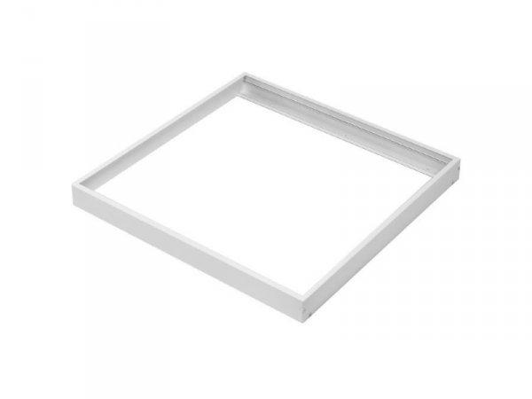 Rama aluminiowa Maclean Energy MCE543 W natynkowa dla paneli LED sufitowych