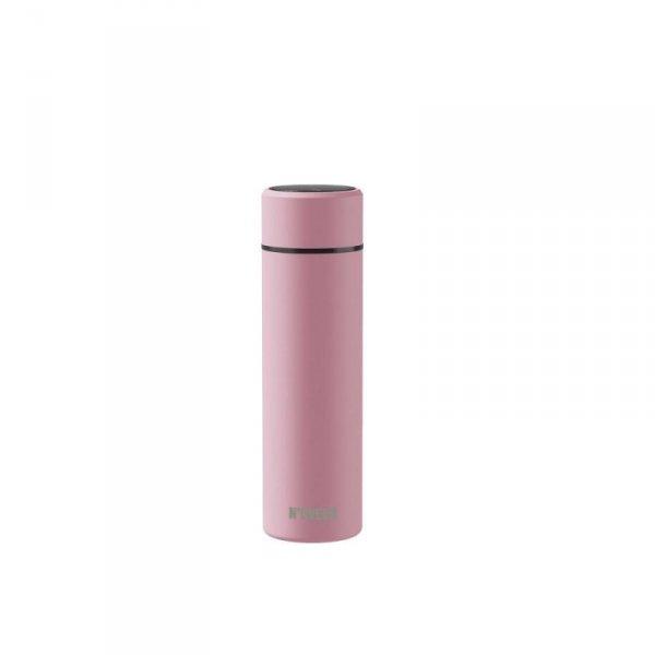 Butelka termiczna NOVEEN LED 280 ml TB2116 Pink Mat