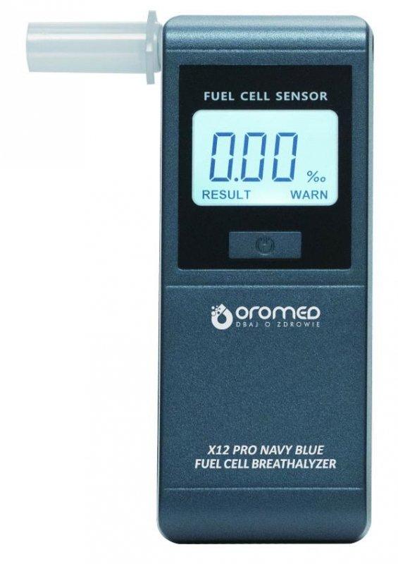 Alkomat OROMED X12 PRO NAVY BLUE