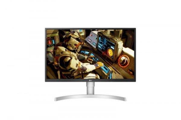 "Monitor LG 27"" 27UL550-W 4K UHD 2xHDMI DP"
