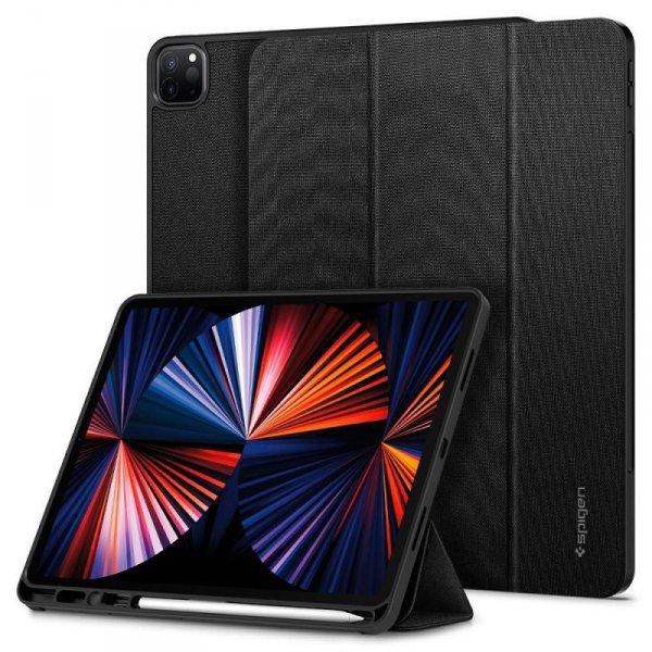 Spigen etui Urban Fit do iPad 10.2 2019 czarne