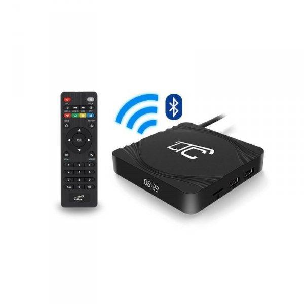 Smart BOX LTC Android 4K UHD + Bluetooth