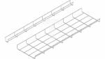 Korytko siatkowe zgrzewane z drutu galwanicznego KSG300H35/3 930240 /3m/