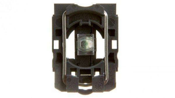 Korpus LED czerwony 230-240V AC ze stykiem pomocniczym 2Z ZB5AVM4