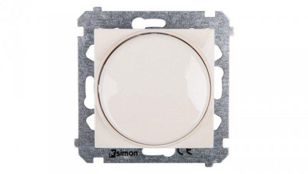 Simon 54 Ściemniacz naciskowo-obrotowy 20-500W kremowy DS9T.01/41