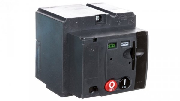 Napęd zdalny 48-60V AC CVS MT100/160 LV429440