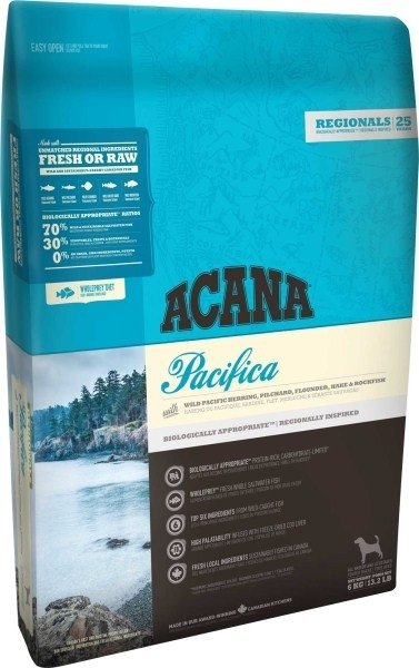 ACANA PIES 6kg PACIFICA