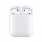 Apple AirPods (2-generacji) Słuchawki bezprzewodowe z etui ładującym