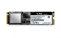 Dysk ADATA 256GB PCIe NVMe SSD XPG SX8000 M.2 2280