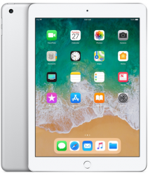 Apple iPad 6-gen 9,7 32GB Wi-Fi Silver
