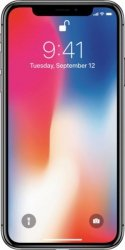 Apple iPhone X 64GB Super Retina HD Space Gray