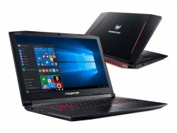 Acer Helios 300 17.3 i5-7300HQ/32GB/512GB SSD + 1TB/Win10 GTX1050Ti FHD