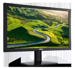 Monitor Acer KA240HBID 24 LCD TN LED FullHD HDMI VGA DVI