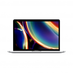 MacBook Pro 13 Retina Touch Bar i7 1,7GHz / 8GB / 512GB SSD / Iris Plus Graphics 645 / macOS / Silver (srebrny) 2020 - nowy model