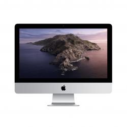 iMac 21,5 / i5 2,3GHz / 16GB / 1TB Fusion Drive / Iris Plus Graphics 640 / macOS / Silver (srebrny) MHK03ZE/A/R1 - nowy model