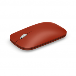 Microsoft Surface Mobile Mouse - Mysz Bluetooth w kolorze Poppy Red (czerwony)