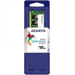 Pamięć do laptopa ADATA DDR4 SODIMM 16GB 2400MHz CL16