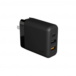 KMP Multiport Travel Charger UK / EU / AU - ładowarka podróżna