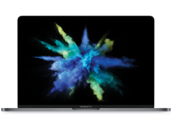 Nowy Apple MacBook Pro 15 Retina Touch Bar i7-6920HQ/16GB/512GB SSD/OS X Sierra/AMD Radeon Pro 460/Silver
