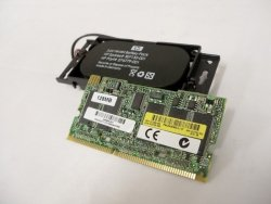 Bateria HP Smart Array 274779-001 307132-001 500mAh 1.8Wh NiMH 3.6V + HP 128MB Cache Module 413486-001