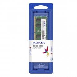 Pamięć do laptopa ADATA Premier, SODIMM, DDR4, 8 GB, 2666 MHz, CL19