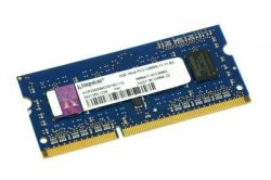 Pamięć RAM 2GB Kingston SO-DIMM DDR3 1600MHz CL11