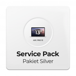 Service Pack - Pakiet Silver 1Y do Apple MacBook Air i Pro 13 - ochrona w pierwszym roku