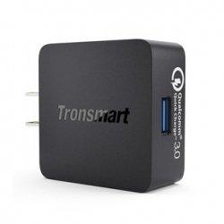 Ładowarka sieciowa Tronsmart WC1T QC3.0 (kolor czarny)