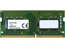 Pamięć RAM 8GB Kingston SO-DIMM DDR4 2133MHz CL15 Single Rank