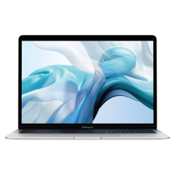MacBook Air Retina True Tone z Touch ID i5 1.6GHz / 8GB / 128GB SSD / UHD Graphics 617 / macOS / Silver (2019)