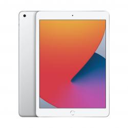 Apple iPad 8-generacji 10,2 cala / 128GB / Wi-Fi + LTE (cellular) / Silver (srebrny) 2020 - nowy model
