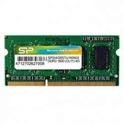 Pamięć RAM 8GB Silicon SO-DIMM DDR3 1600MHz CL11