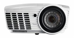 Projektor OPTOMA EH415ST DLP FullHD 3D 3500AL, 15000:1 Short Throw