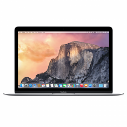 Apple MacBook 12 Intel Core M3/8GB/256GB SSD/HD515/OS X RETINA Silver