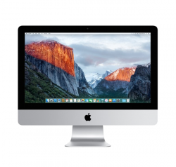 Apple iMAC 21,5 i5-5575R/16GB/256GB SSD/Iris Pro 6200/OS X