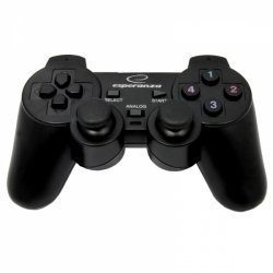 Gamepad Esperanza EG102 Dual Shock Analog PC/PS3 USB
