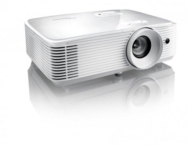 ---- GRATIS HDMI 10m ----  Projektor OPTOMA HD27e DLP FullHD 3200ANSI 25000:1