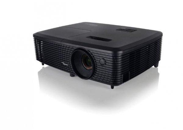Projektor OPTOMA S341 DLP Full 3D SVGA 3500 22000:1 HDMI