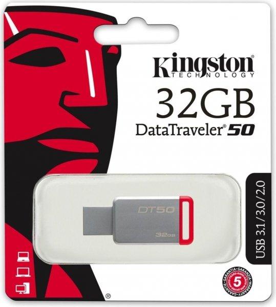 Pendrive Kingston DT50 32GB (DT50/32GB)