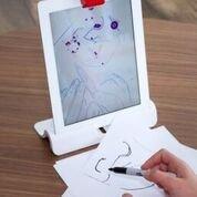 Osmo Brain Fitness Kit - zestaw 3 gier edukacyjnych do iPad (podstawka + reflektor)