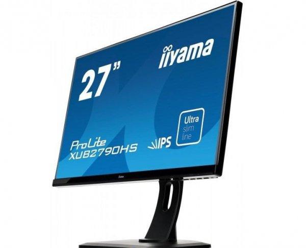 "IIYAMA XUB2790HS 27"" IPS HDMI PIVOT ULTRA SLIM"