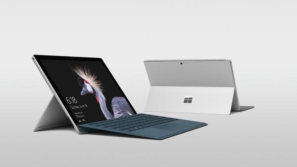 Microsoft Surface Pro i7-7660U/8GB/256GB/Win10 Pro Business R+