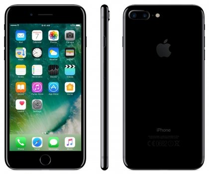 Apple iPhone 7 Plus 256GB 3D Touch Retina Jet Black