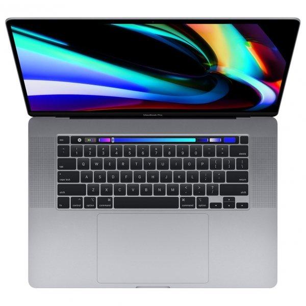 MacBook Pro 16 Retina Touch Bar i9-9880H / 32GB / 4TB SSD / Radeon Pro 5500M 4GB / macOS / Space gray (gwiezdna szarość)