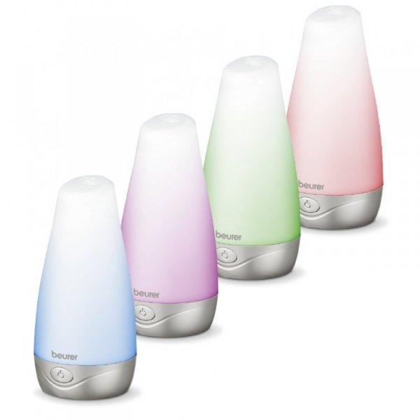 BEURER LA 30 Urządzenie do aromaterapii i nawilżania powietrza 4 kolory LED