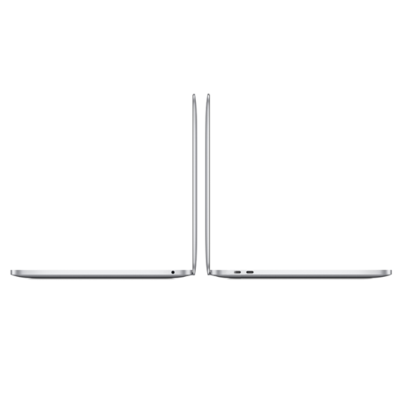 MacBook Pro 13 Retina Touch Bar i7 1,7GHz / 16GB / 512GB SSD / Iris Plus Graphics 645 / macOS / Silver (2019)