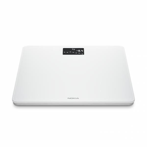NOKIA Body waga Wi-Fi z pomiarem BMI Biała Android iOS