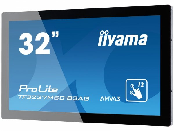 Monitor IIYAMA 32 TF3237MC-B3AG AMVA+ multi-touch 24/7 IPX1