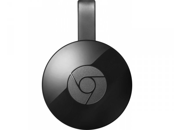 Google Chromecast 2 2015 Android Smart TV czarny