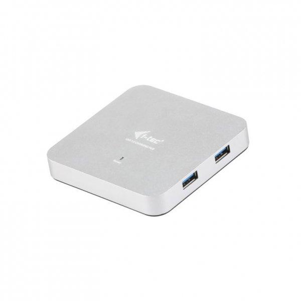 i-tec USB 3.0 Metal Charging HUB 4 Port